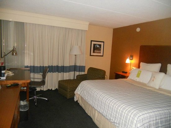 Four Points by Sheraton Chicago O'Hare Airport: Room
