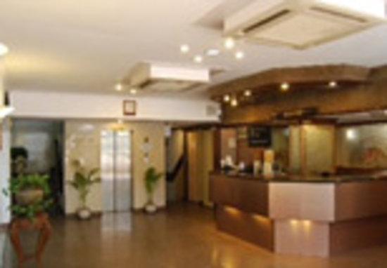 Hotel Asian International: Lobby