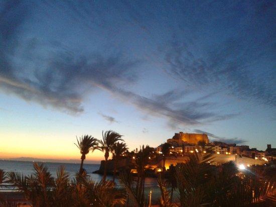 Hotel La Cabana: Excelentes vistas