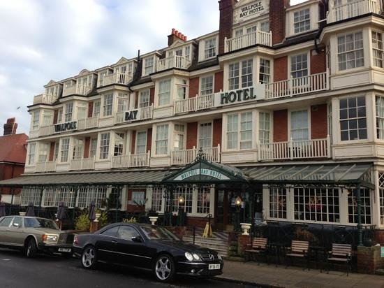 Walpole Bay Hotel: the hotel