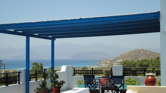 Hotel Villa Adriana: View