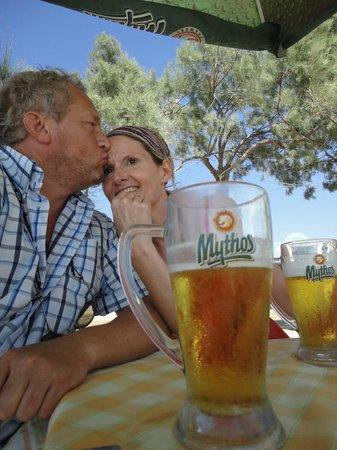 Hotel Villa Adriana : Beach Bar