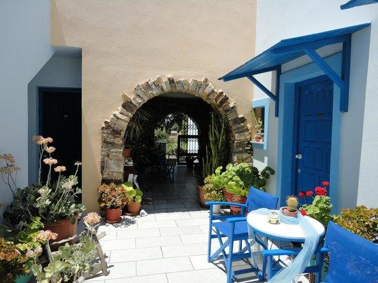 Hotel Villa Adriana: Hotel