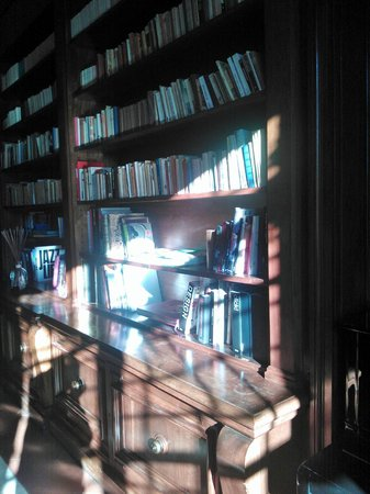 Il Salviatino: библиотека