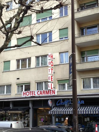 Photo of Hotel Carmen Geneva