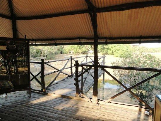 The Machan: Reception Area