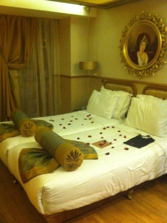 Hotel Sultania: Our room