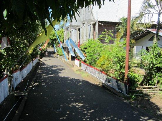 Bahowo Lodge : Bahowo Village