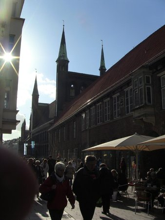many nice places to take photoes picture of lubeck altstadt