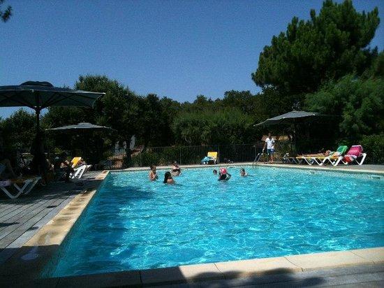 Residence Blue Marine : La piscine