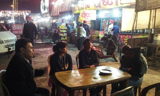 Puran Singh Da Dhaba: Tandoori midnight