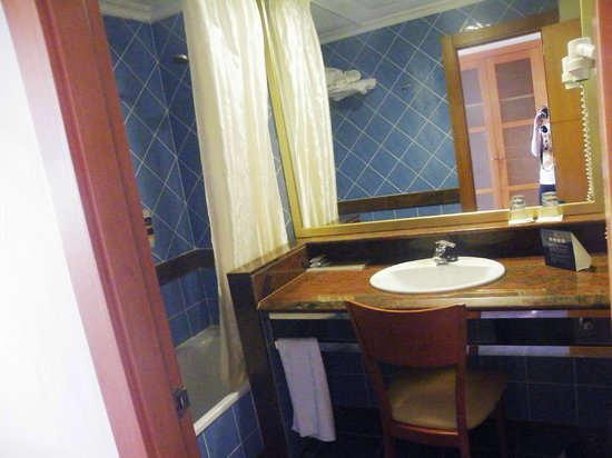 THe Mirador Papagayo Hotel: Sink Area