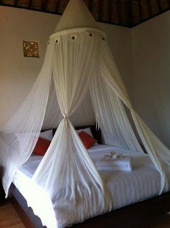 Arta Nadi Villa: notre chambre :)