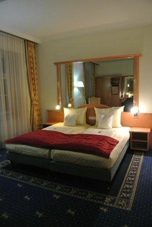 Drei Loewen Hotel: super schönes Zimmer
