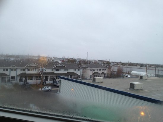 Super 8 Yellowknife: View from room