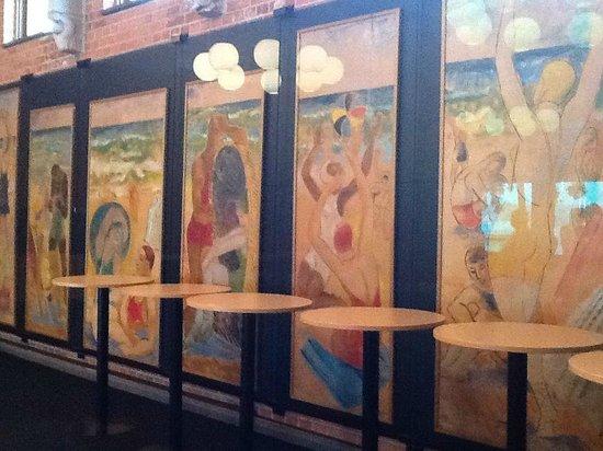 Var Gard Saltsjobaden: Art