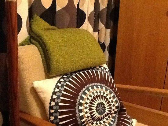 Var Gard Saltsjobaden: Comfy chair