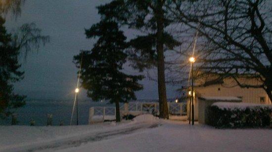 Var Gard Saltsjobaden: Outside