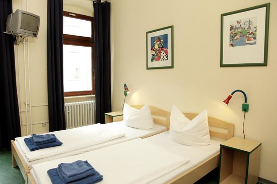 Acama Schöneberg Hotel+Hostel: Doppelzimmer