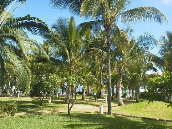 LUX* Belle Mare: le jardin tropical