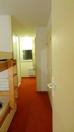 Pierre & Vacances Residence Le Pedrou: le couloir
