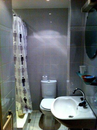 Hotel Restaurant de Haan: Bathroom