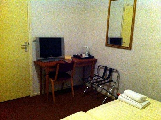 Hotel Restaurant de Haan: Room1