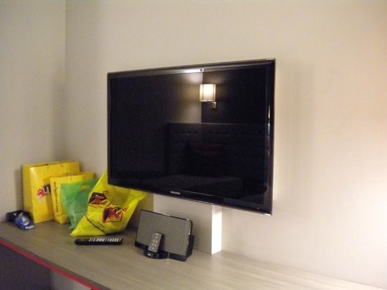 Pullman London St Pancras Hotel: Télévision