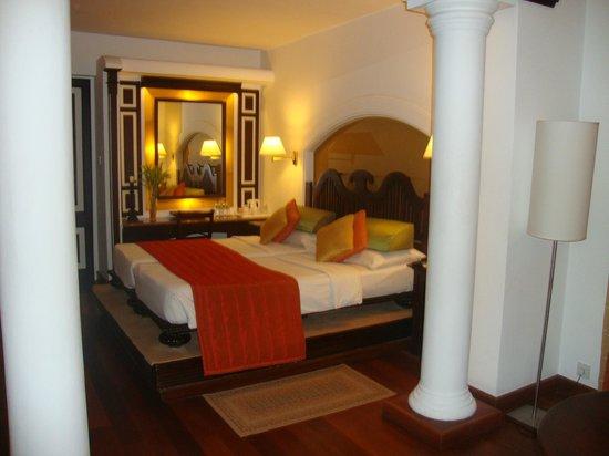 Cinnamon Lodge Habarana: Номер delux
