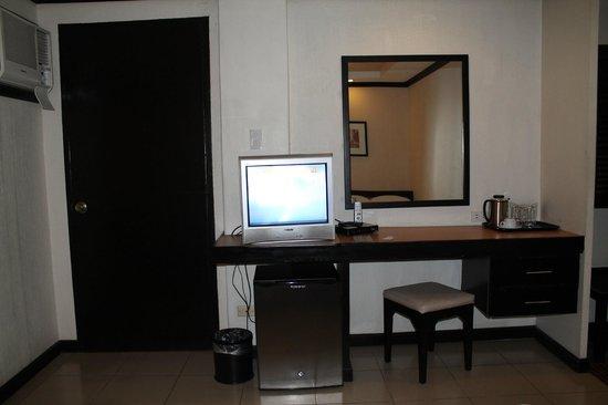 O Hotel: room