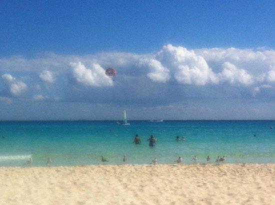 Iberostar Quetzal Playacar: Spiaggia