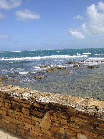 Caribe Hilton San Juan: ocean