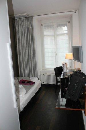 Hotel Krafft Basel: Room