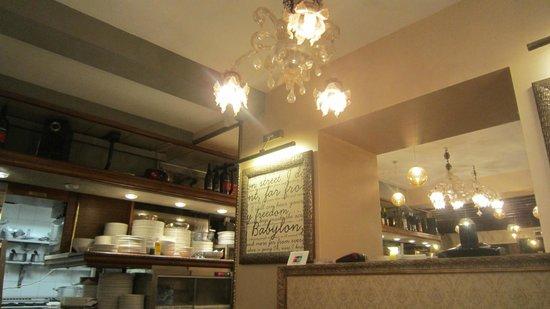 Ristorante Ai Leoncini San Marco: Part of the restaurant