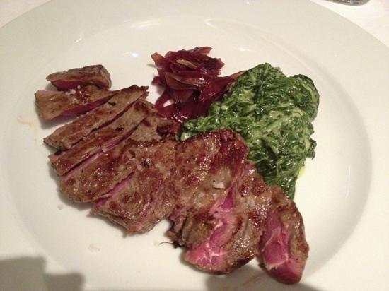 Restaurant Essort : bœuf excellent
