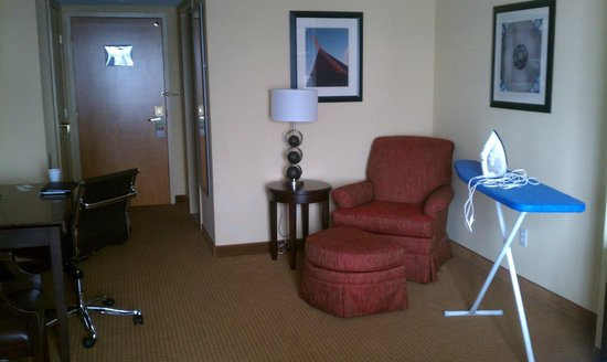 Wingate by Wyndham Chantilly / Dulles Airport : My room