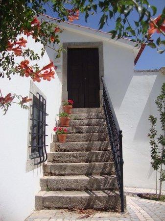 Casa do Alferes Curado : stairs