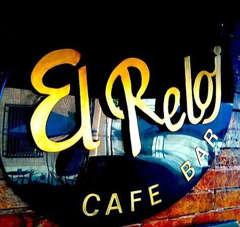 El Reloj Cafe Bar : El Reloj