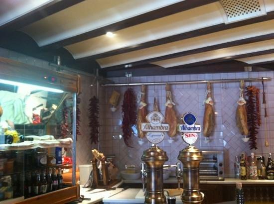 Restaurante La Hacilla: La Hacilla