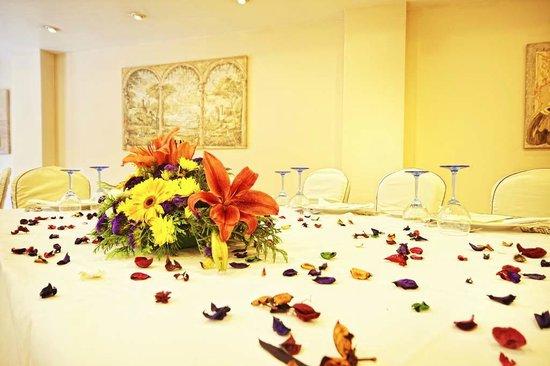 Hotel San Cristobal: Detalle evento