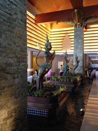 نوفوتيل بوكيه فينتيج بارك ريزورت: Hotel Reception 
