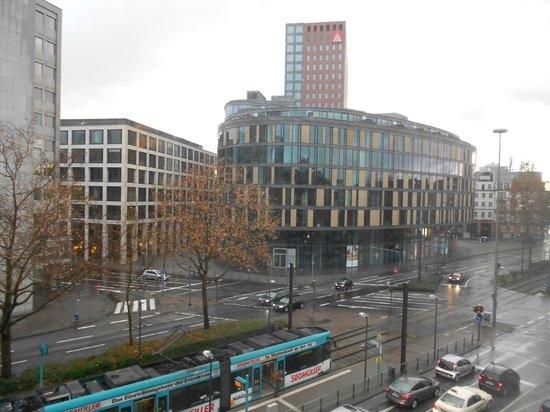Hotel Europa Style: Veduta dalla camera