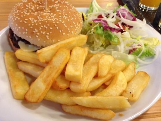 Si Mangia: burger
