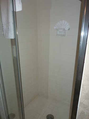 Omni Mandalay Hotel at Las Colinas: Shower