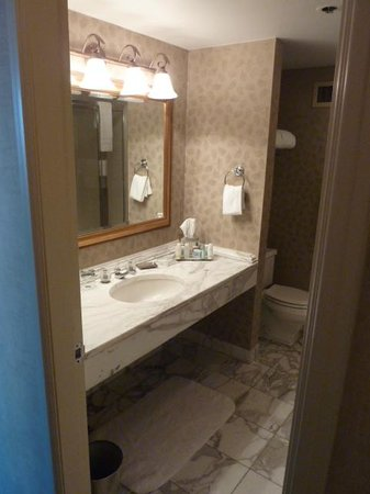 Omni Mandalay Hotel at Las Colinas: Vanity
