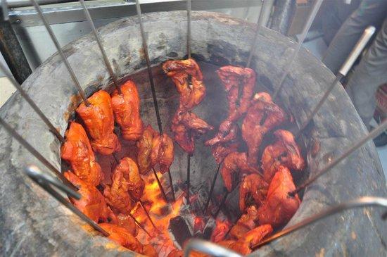 Sri Brinchang: Tandoori Chicken.. tadaa..