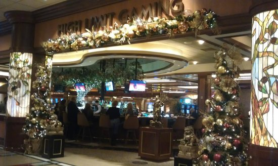 Pechanga Resort and Casino: All decked out for the holidays