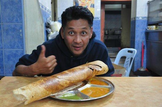 Sri Brinchang : Yummy!