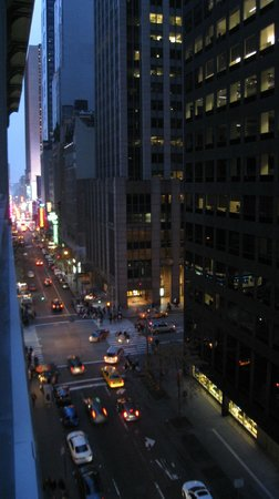 Cassa Hotel 45th Street New York : view from hotel