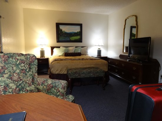 BEST WESTERN PLUS Yosemite Gateway Inn: cozy room